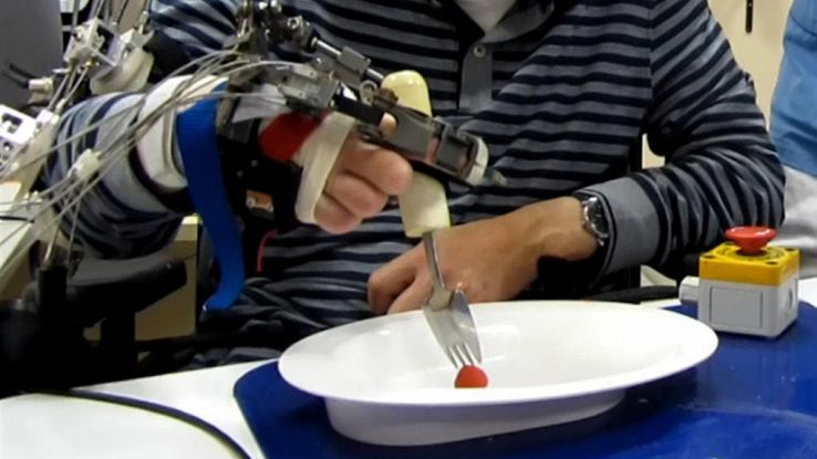 Robot indossabili diventano soffici