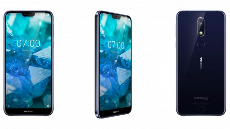 Nokia, smartphone di fascia medio-alta