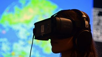 Realtà virtuale aiuta scienziati isolati
