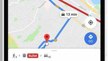 Google Maps va incontro ai pendolari