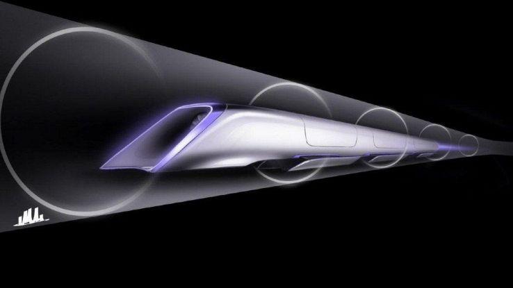 Hyperloop, primo tunnel apre a dicembre