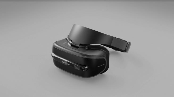 Il nuovo visore Lenovo per la realtà virtuale