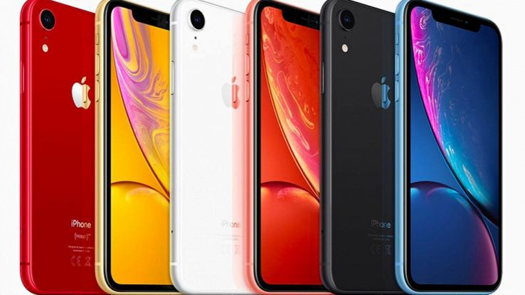 Arriva iPhone XR,colorato e meno costoso