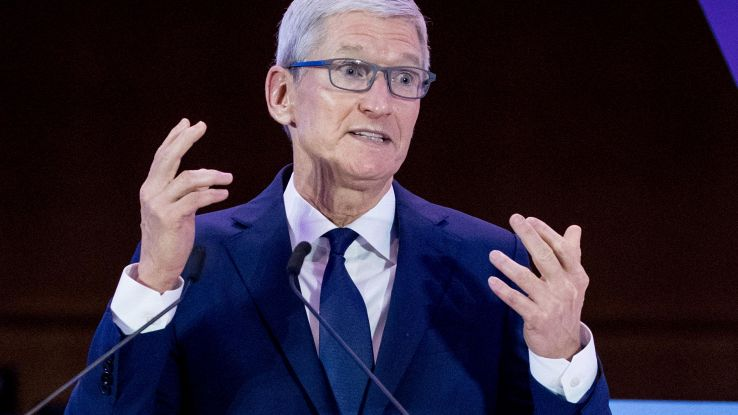 Tim Cook, tecnologia può fare male