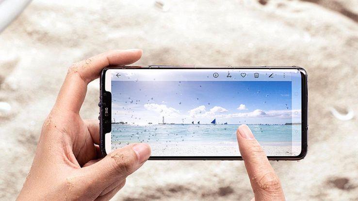 Huawei Mate 20 Pro ufficiale: 3 fotocamere posteriori e tanta potenza