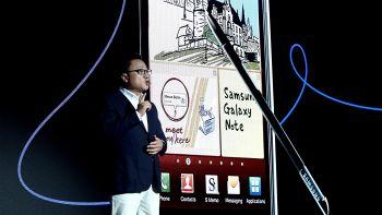 Samsung, forse addio a scansione iride