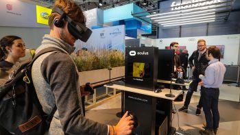 Facebook riorganizza settore Oculus