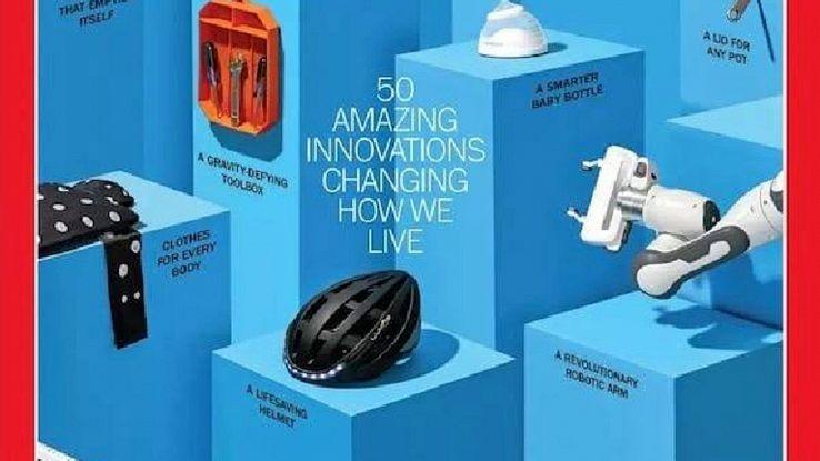 Le 50 invenzioni 2018 per il Time