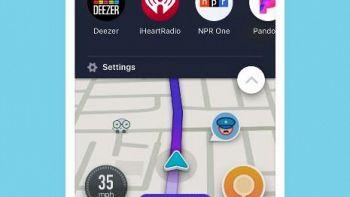 Waze, più integrazione di musica