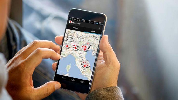 Un'App per trovare il Pronto soccorso con meno coda