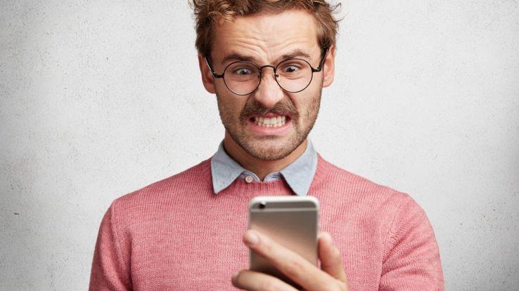 Arrabbiato smartphone