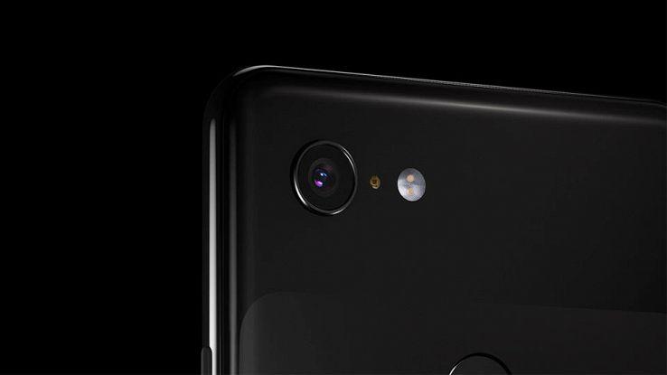 Fotocamera del Pixel 3