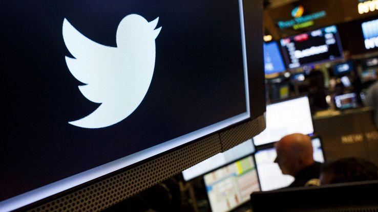 Twitter: affonda a Wall Street