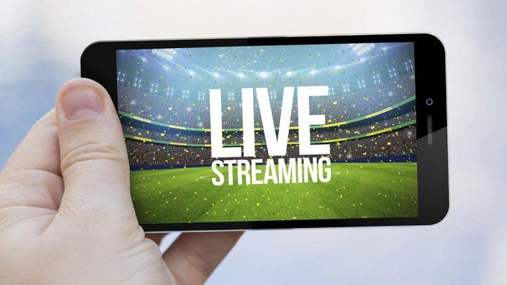 streaming calcio smartphone