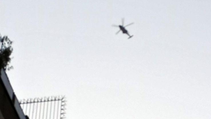 Drone pieghevole, cambia forma in volo