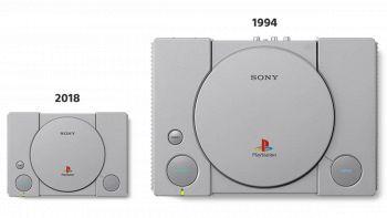 Confronto tra PS Classic e la prima PlayStation