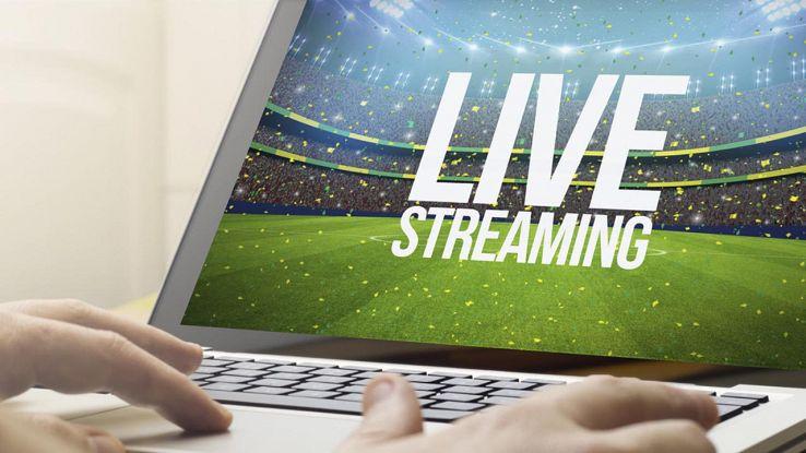 streaming calcio computer
