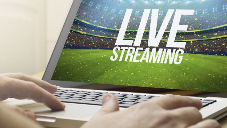 Streaming live di calcio