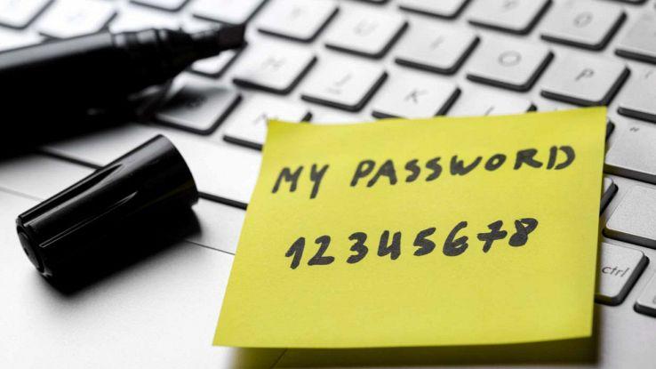 Password troppo semplice