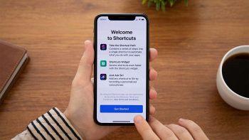 Scorciatoie Siri su iPhone