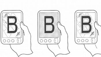 Sony smartphone trasparente