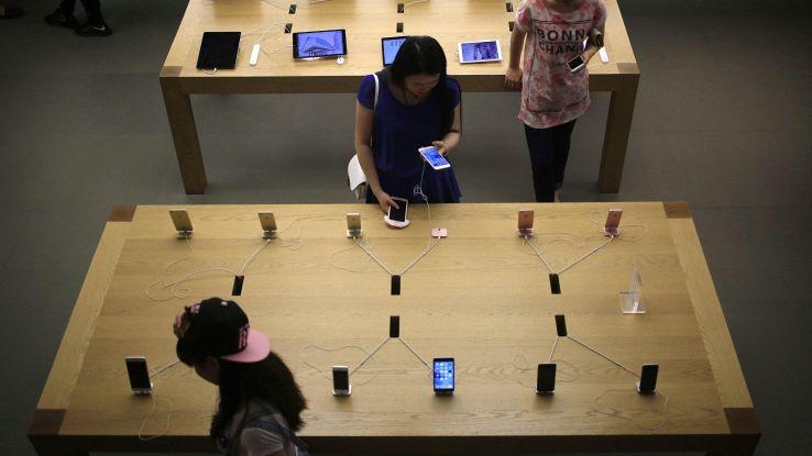 In vendita scorte iPhone SE,vanno a ruba