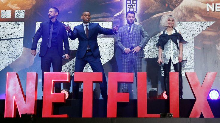 Netflix,Nuemann responsabile finanziario