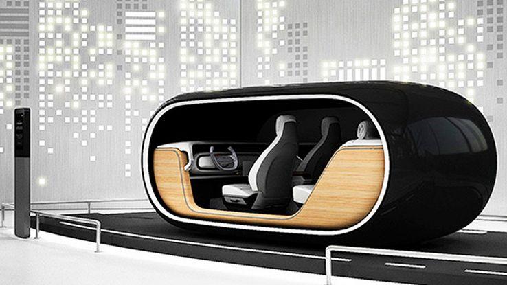 Kia e MIT in progetto per auto autonome