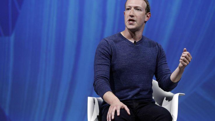 Il proposito di Zuckerberg per il 2019