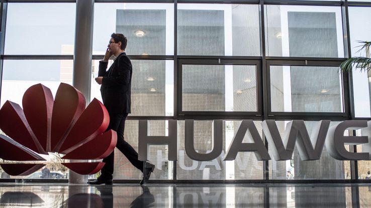 Huawei, microchip per data center