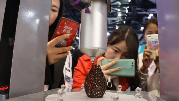 Stretta della Cina sull'app Tik Tok