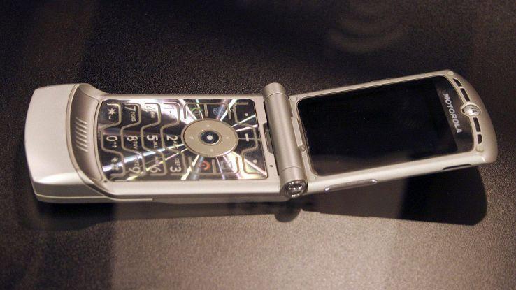 Motorola vuol far rivivere il Razr