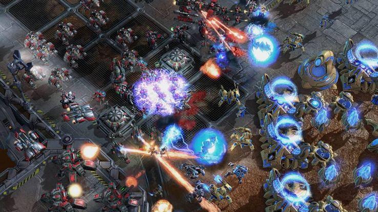 AI di Google batte campioni di Starcraft