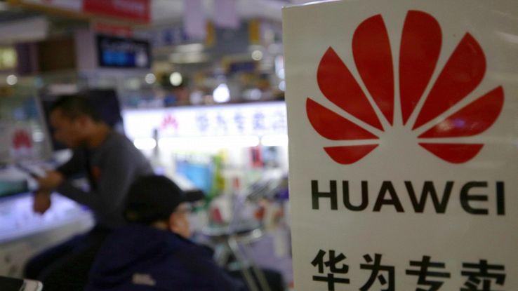 Huawei, vendite record di smartphone