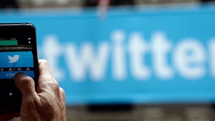 Twitter mostra da chi parte thread