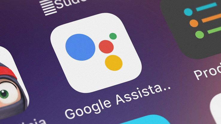 icona google assistant