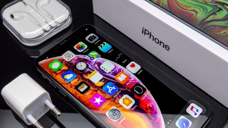 iphone rubato