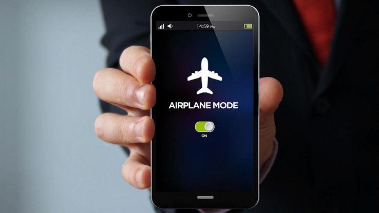 modalita aereo smartphone android