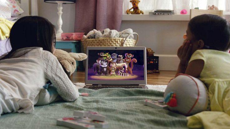 Netflix in famiglia