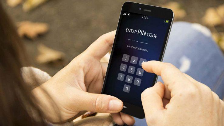 PIN Smartphone