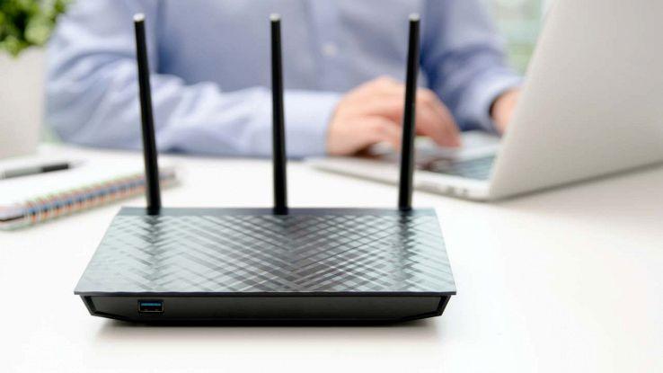 router-tiscali