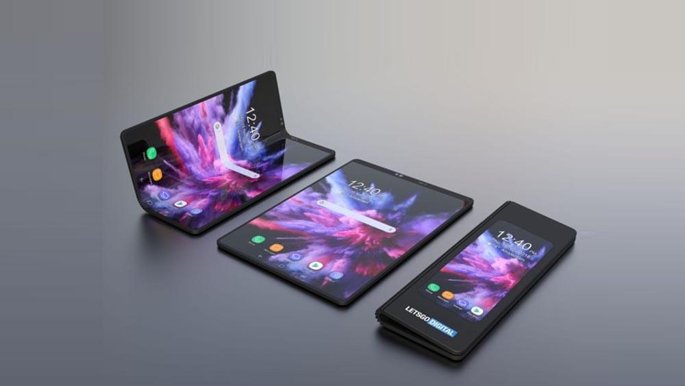 Galaxy F, batteria flessibile e dalla durata infinita