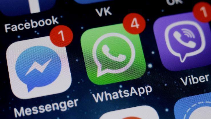 icona whatsapp smartphone