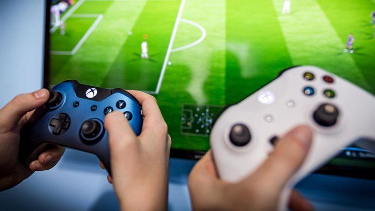 giocatori console