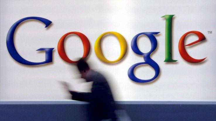 Balzo ricavi dei Google