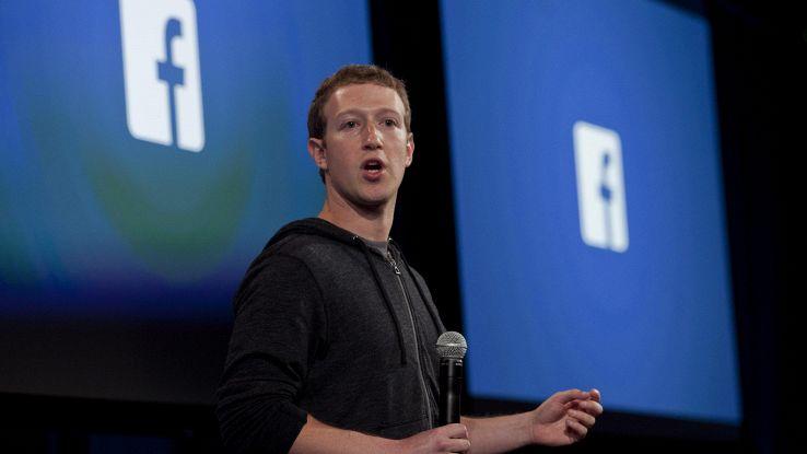 Zuckerberg più paperone, quinto al mondo