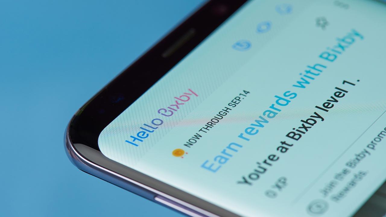 Come si aggiorna Bixby Voice? | Samsung Supporto IT