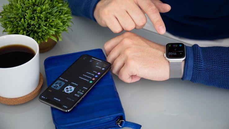 iPhone e Apple Watch 4