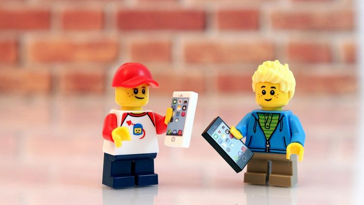 lego smartphone
