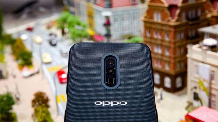 Prototipo Oppo con Zoom 10X
